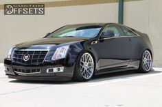 155 3 2011 cts coupe cadillac performance 2dr coupe 36l 6cyl 6a dropped 3 bc racing ta04 machined accents nearly flush. 2011 Cadillac CTS BC Racing TA04 Front: 20x10 45 Rear: 20x11 45 Toyo Proxes 4 Front: 255/35 Rear: 295/30 Lowered Adj Coil Overs concave