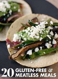 Find 20 hearty, gluten-free and vegetarian recipes! cookieandkate.com