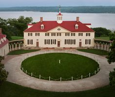 George Washington's Mount Vernon home is one of the classic American homes.  Learn more about the design and architecture of the mansion.