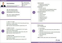 Pro-CV 2. vzor žena. Více informací zde http://www.pro-cv.cz/produkt/pro-cv-2-vzor-zena/