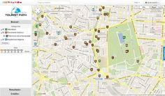 TouristPath, excepcional mashup de Google Maps para descubrir lugares turísticos y crear rutas