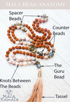 What Does Each Part of a Mala Mean? The Significance of a Mala