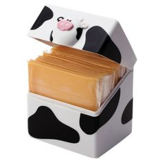 Moo Moo Cheese Slice Holder