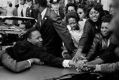 Dr. Martin Luther King, Jr. Baltimore. 1964 – Magnum Photos