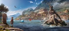 Assassins Creed Odyssey Wallpapers
