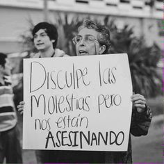 """lucha feminista """"Sorry for the inconvenience, we are being murdered"""" Feminist Af, Feminist Quotes, We Run The World, Lgbt, Some Good Quotes, Nice Quotes, Riot Grrrl, Power To The People, Intersectional Feminism"""