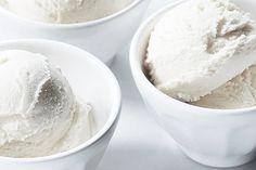 ice cream white