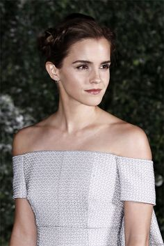 """""""Emma Watson attends the UK launch event for 'Beauty And The Beast' at Spencer House on February 23, 2017 in London, England. """""""