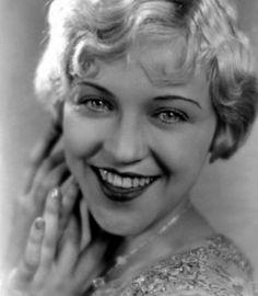 Wild Woman - 1933 Marjorie White talented singer & comedienne ...