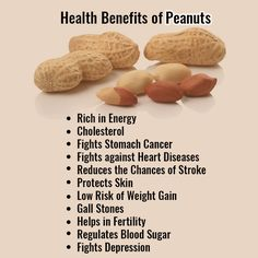 Health Benefits of Peanuts #cancer #heart #fitness #health #thefitglobal