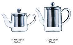 cylinderical tea pot