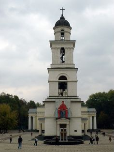 Parcul Cathedral in Chisinau by Em and Ernie, via Flickr