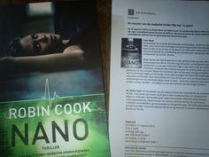 Robin Cook - Nano