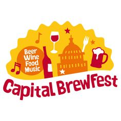 Capital BrewFest Local Craft Beer, Wine, & Music Fest -- Saturday, August 15th 2015