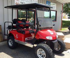 Custom Golf Carts Gallery   Golf Cars of Hickory Best Golf Cart, Custom Golf Carts, New Golf, Cars, Gallery, Building, Roof Rack, Autos, Buildings