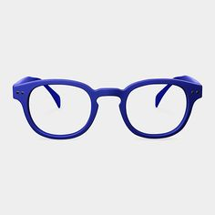 See Concept Reading Glasses - Blue | MoMAstore.org