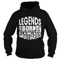 Legends are born as Sagittarius