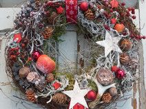 Weihnachtsdeko natur kaufen