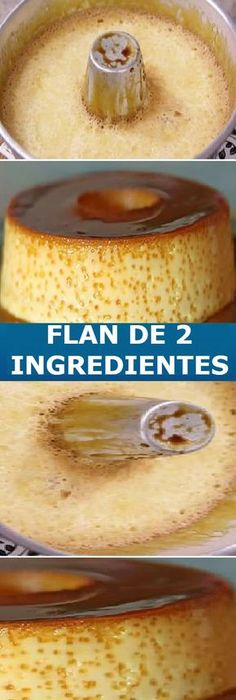 Easy Desserts, Delicious Desserts, Yummy Food, Bakery Recipes, Cooking Recipes, Mexican Food Recipes, Sweet Recipes, Lemond Curd, Spanish Desserts