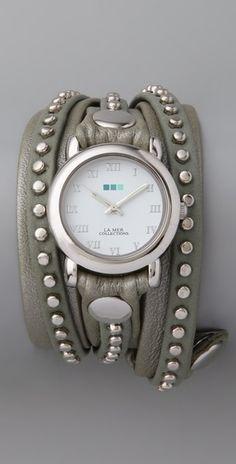 Stud Wrap Watch.