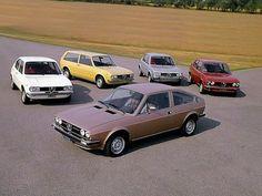 Alfa Romeo Alfasud & Sprint