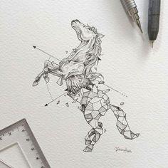【Art】從格式化之中破殼而出  你喜歡抽象風格的線條分明,還是喜歡寫實風格的素描繪畫?馬尼拉藝術家 Kerby Rosane 將這兩種風格融為一體,描繪出不同種類的動物,每一隻動物都彷彿從幾何抽象的外殼裡破甲而出,猶如打破自我規範、找回最真實自我的自由。也讓人回思自己有沒有在不知不覺間,習慣了規範,埋沒了自己。  Kerby Rosane Facebook: http://on.fb.me/1mT16Nj