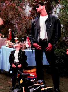 Uncle Jesse & Michelle