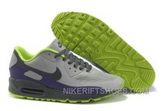 new product 106ff 3315d Nike Air Max 90 Hyperfuse Womens Grey Purple Grassgreen Cheap To Buy TjAMs,  Price   74.00 - Nike Rift Shoes