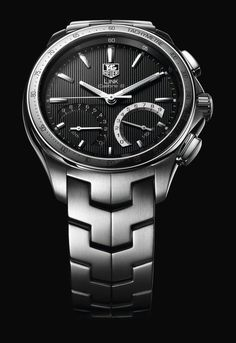 Tag Heuer Link Calibre S Chronograph Watch 2011
