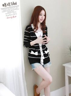 wholesale New striped sweater    $10.80 from www.wholesaleitonline.com