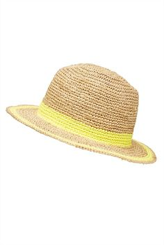 Two Tone Trilby. Perfect for the beach Christmas Competitions, Women's Accessories, Hats, Shopping, Beach, Fashion, Moda, Hat, Fashion Styles