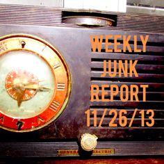 Weekly Junk Report..