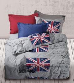 Παιδικά Σετ Σεντόνια The English flag Kids line