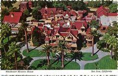 Winchester Mystery House - San Jose California