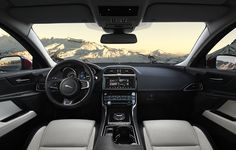 Nouvelle Jaguar F-Pace
