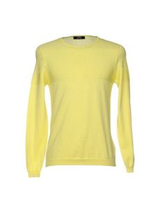 +39 MASQ Men's Sweater Yellow S INT