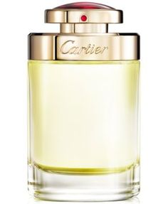 Cartier Baiser Fou Eau de Parfum, 1.6 oz $95.00 It is not a fragrance, it is a flower, an orchid, skin to skin, fully, passionately. A mischievous and feminine soliflore infused with delicious balmy accents that have the taste of a kiss. The trail of a flower-woman in a bottle topped, as if in a moment of madness, with a bright pink cabochon.