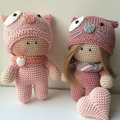 Crochet Doll Toys Free Patterns: Crochet Dolls, Crochet Toys for Girls, Amigurumi Dolls Free Patterns, Crochet Doll Carrier – BuzzTMZ Diy Tricot Crochet, Cute Crochet, Crochet For Kids, Crochet Crafts, Crochet Toys, Crochet Stitches, Crochet Baby, Crochet Projects, Baby Knitting