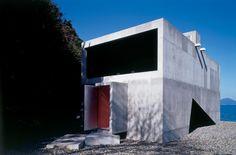Takao Shiotsuka Atelier - N Guest house, Oita 2001. Photos (C) Kaori Ichikawa.