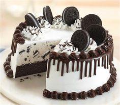 Pastel de helado   Como Hacer Pasteles