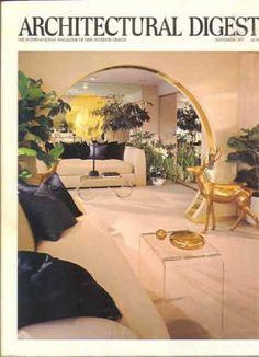 Architectural Digest - November 1977