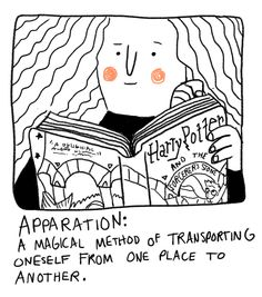 Apparation | 5 Ways You Already Have Harry Potter Magic In Your Life