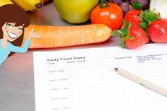 How Writing Down What You Eat Can Help You Lose Weight