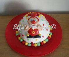 Jokie efteling cake