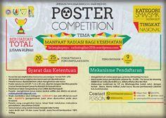#Lomba #DesainPoster #RadiologiFair #Unair #Surabaya Lomba Desain Poster Nasional 2016 Radiologi Fair UNAIR  DEADLINE: 21 September 2016  http://infosayembara.com/info-lomba.php?judul=lomba-desain-poster-nasional-2016-radiologi-fair-unair
