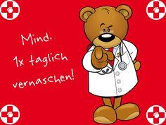 Der OBÄRarzt empfiehlt:
