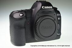 CANON EOS 5D Mark II Body 21.1MP Digital Camera 12687 Shutter Excellent+ #Canon