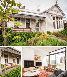 This home renovation project has just been featured in House and Garden Magazine. The existing home needed a complete overhaul and renovation.   See more at www.arkee.com.au