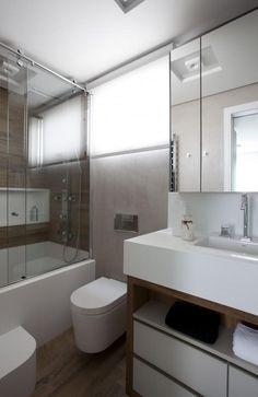 'Banheiro Apartamento GP Juliana Pippi Viva Decora - 71084'