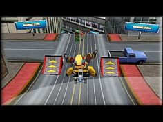 i.Are you ready for the best ride of your life? SlipStream Slider gives you speed, and awesome tricks! Ride your slider and control your momentum. Jump off ramps and flash a trick or two before landing on the ground again. Blue coins along the way would give you more point and prove to be helpful. Unlock all three sliders and see how different tricks each one has.   More info and link to play game, you can find it here:   http://www.freegamesexplorer.com/games/videos/slipstream-slider/